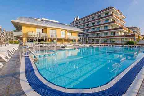 Hotel Checkin Sirius - Four Star Family Friendly Break 150 Metres from the Beach for two - Save 79%