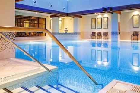Daniel Thwaites - Massage, lunch and bubbly at award winning Leeds spa - Save 0%