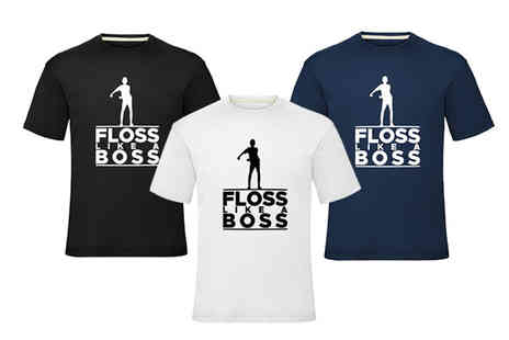 laylawson - Kids Floss Like A Boss tshirt choose from three colours - Save 60%