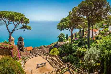 just you - Amalfi coast walking holiday with flights, guided tours and more - Save 0%