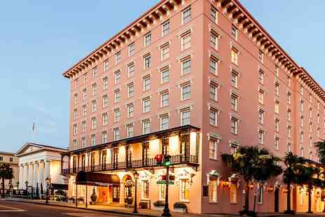 The Mills House Wyndham Grand Hotel - Historic Charleston Hotel with Walking Tour - Save 0%