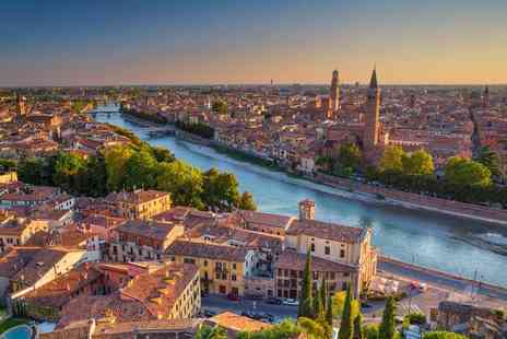 Weekender Breaks - Four nights Venice and Verona trip with train transfers and return flights - Save 39%