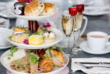 Cafe De Pierre - Afternoon tea for two or Include Prosecco - Save 39%