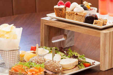 Radisson Blu Hotel - Traditional afternoon tea for two people or Include a glass of Prosecco each - Save 52%