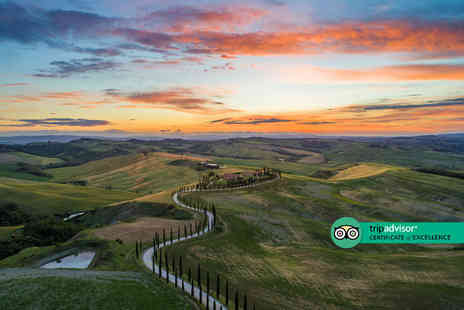 Fleetway Travel - Escape with a three, five or seven nights getaway to Tuscany Now with the ability to choose your flight - Save 0%
