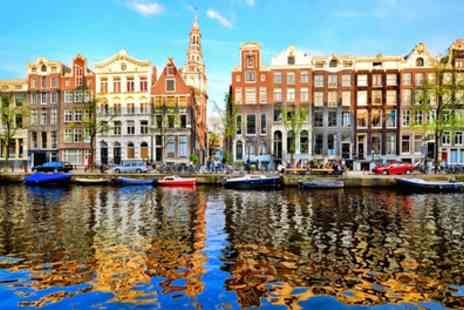 Crystal Travel - 4 or 7 Nights Stay at Choice of Hotels with Eurostar Transfers - Save 0%
