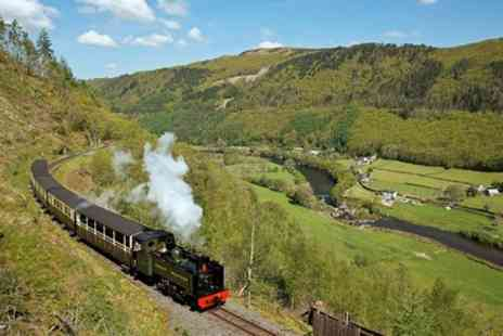 Cambria Tours - The Steam Trains of Wales - Save 0%