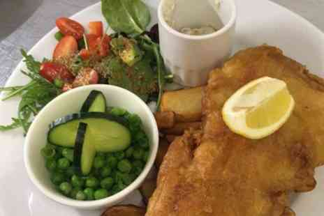 The Causey Arch Inn - Fish and Chips for Two - Save 50%