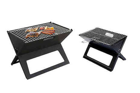 Home Season - Portable Folding Bbq - Save 50%