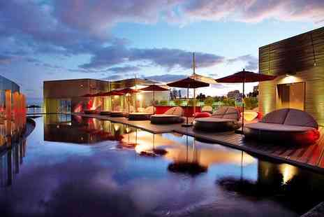 The Vine Hotel - Five Star Rooftop Pool at Award Winning Design Hotel for two - Save 72%