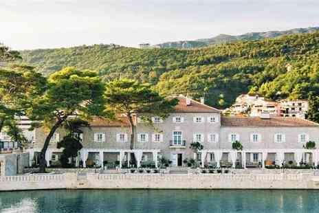 Lazure Marina & Hotel - Five Star Renovated 18th Century Property Overlooking Kotor Bay for two - Save 33%