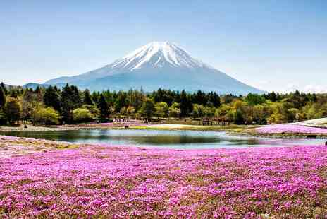 Wendy Wu Tours - 12 nights Japan tour including flights, meals, guides and more - Save 0%