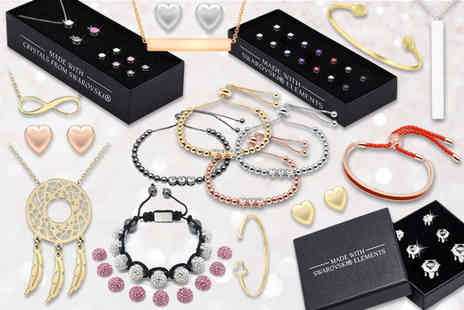 Deals Direct - Stud earrings, friendship bracelets, pendant necklaces and much more - Save 0%