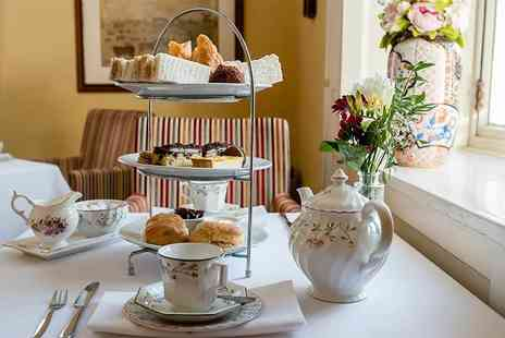 The Hadley Park House Hotel - Sparkling afternoon tea for two people - Save 34%