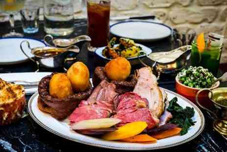 Hayes Street Kitchen - Sunday Roast for Two or Four - Save 23%