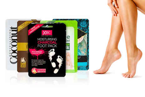 Avant Garde - Foot mask pack - Save 95%