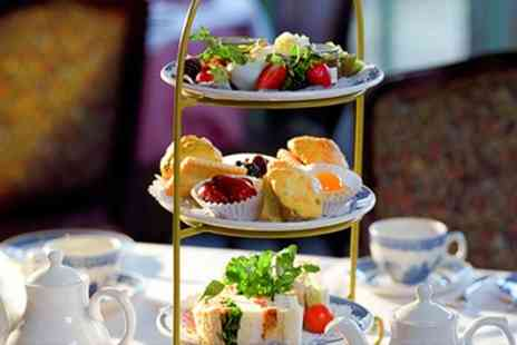 Rookery Manor - Afternoon Tea with Bubbles for Two or Four - Save 38%