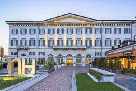 NH Milano Palazzo Moscova - Four Star Historic Palazzo in the City Centre for two - Save 80%