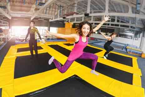 Tramp2lean Bradford - One Hour Bounce Session for Up to Four - Save 31%
