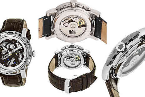 Ideal Deal - Reign Stavros Watches Choose from 6 Options - Save 86%