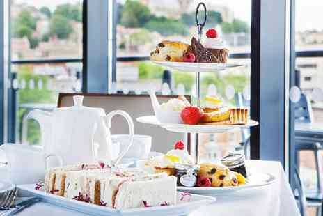 DoubleTree by Hilton - Afternoon tea and bubbly for 2 - Save 50%