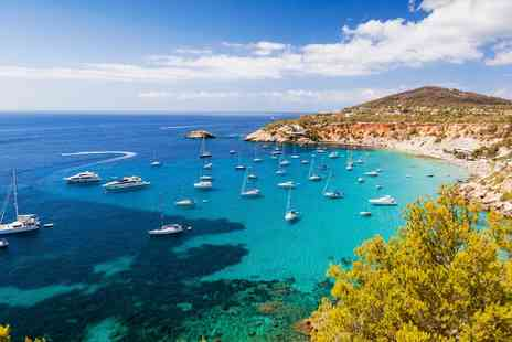 Cruise Circle - Five nights autumn Mediterranean fly or cruise with Ibiza and Mallorca - Save 0%