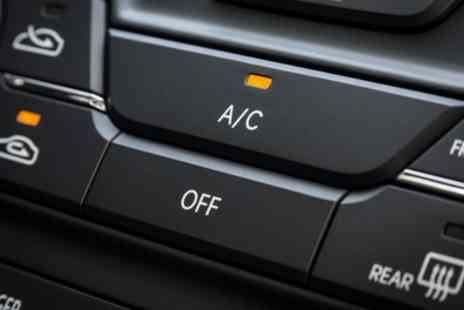 Shenfield Auto Services - Full Air Conditioning Re Gas - Save 59%