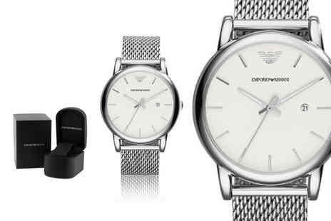 Ticara Watches - Emporio Armani Watch AR1812 Mens watch - Save 60%