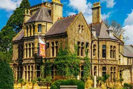 Rudloe Arms - 1 or 2 Nights Stay for Two with Breakfast, 6 Course Dinner and Prosecco - Save 49%