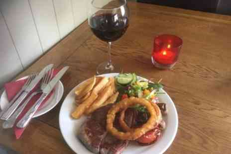 The Causey Arch Inn - Steak Meal for Two or Four - Save 54%