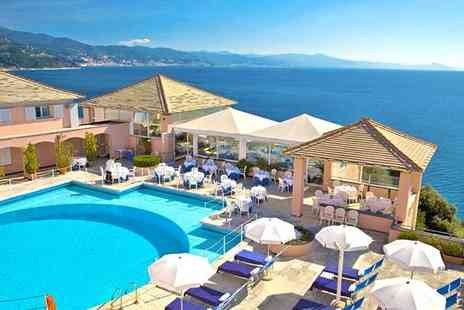 Hotel Punta San Martino - Four Star Relaxing Beach Break in Clifftop Hotel for two - Save 73%