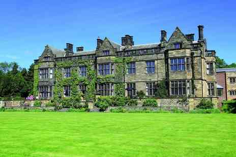 Gisborough Hall Hotel - Four Star North York Moors Romantic Getaway in Historical Mansion for two - Save 48%
