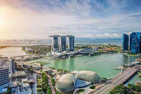 Cruise Circle - 15 nights Singapore, Thailand, Malaysia and Cambodia fly or cruise - Save 0%