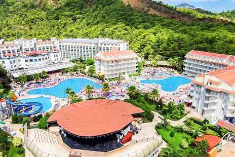 Teletext Holidays - Seven nights Five star All inclusive Marmaris holiday - Save 0%