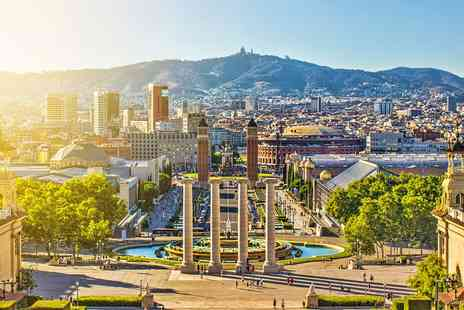 Infinity Cruises - Three nights cruise with Barcelona stay - Save 0%