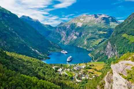 Cruise Nation - Seven Nights Norwegian Fjords cruise - Save 0%