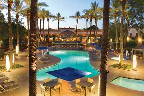 Hilton Scottsdale Resort & Villas - Four Star Hilton with Breakfast including Weekends - Save 0%
