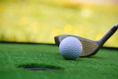 Affordable Golf - 30 minute private golf lesson - Save 60%