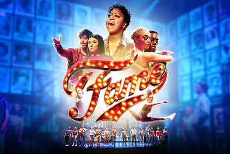 Selladoor - Ticket to see Fame the Musical - Save 59%