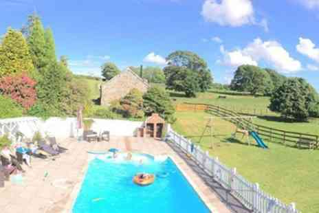 Coombe Farm Cottages - Seven Nights Self Catering Cottage Break for Up to Six - Save 45%