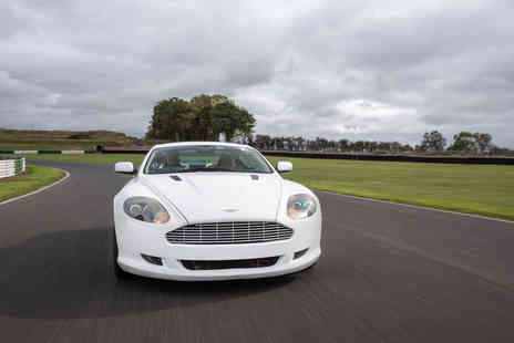 Virgin Experience Days  - Drive with Dad Supercar Blast Driving Experience for Two - Save 33%