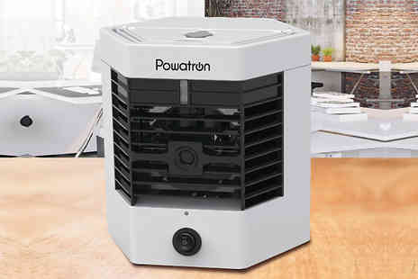 Home Season - Three in One ProChiller Portable Air Cooler - Save 50%