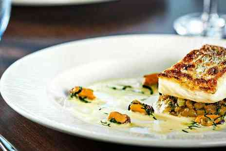 Barnett Hill - 2 AA Rosette dinner for 2 with bubbly - Save 50%