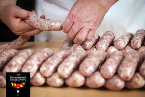 Northumberland Sausage Company - Sausage making class for one person - Save 79%
