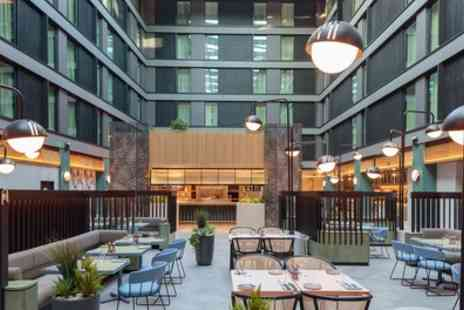 Hilton London Heathrow - Double, Twin or Deluxe King Room for Two with Breakfast - Save 0%