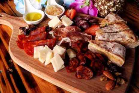 Tropic Bar - Sharing Platter with Bubbles for Two or Four - Save 59%