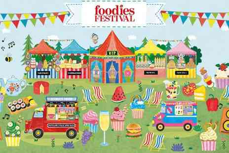 The Media Company Publications - The UKs Biggest Food Festival - Save 50%