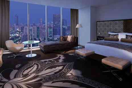 Jumeirah at Etihad Towers - Five Star Gulf Bedroom Views and Undisputed Opulence - Save 50%