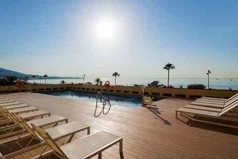 Ilunion Fuengirola - Four Star Design Hotel on Seafront Promenade for two - Save 52%