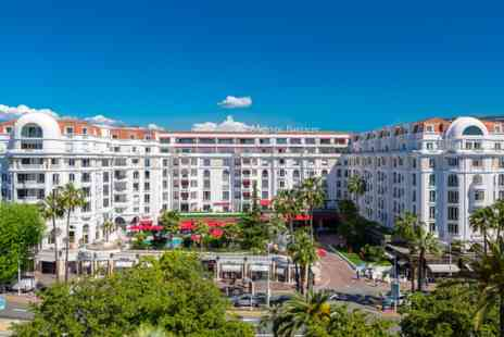Hotel Barriere Le Majestic Cannes - Five Star Historic Establishment on La Croisette for two - Save 75%
